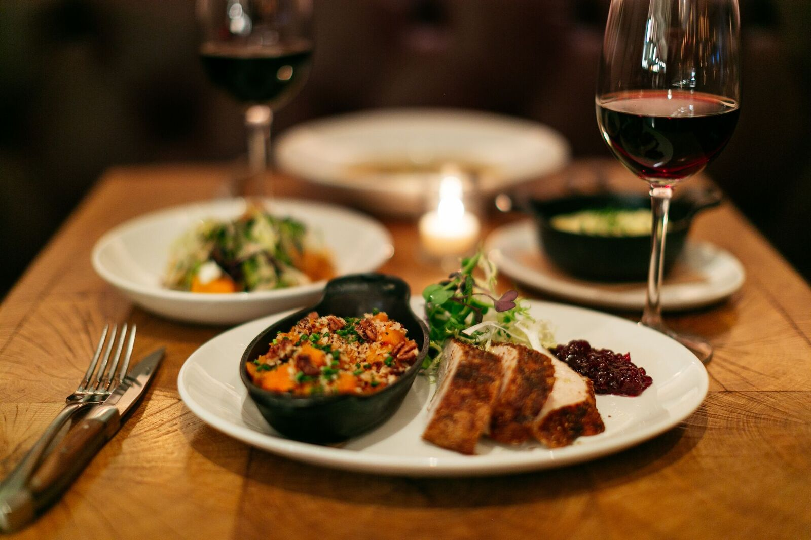 CBD Provisions Thanksgiving Meal