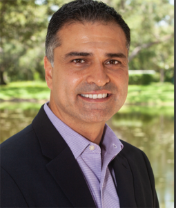 Charles El Moussa, president of Coldwell Banker Realty Texas